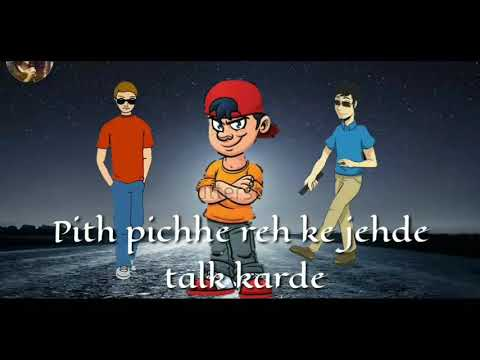 Jatt Di Clip -Mankirat Aulakh | new song | att whatsapp lyrical  status | gif video | jatt | 30 sec