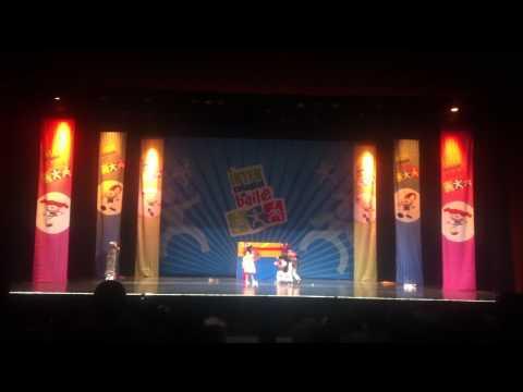 Intercolegial de Baile 2011. Indiuz Clan: Candy Doll