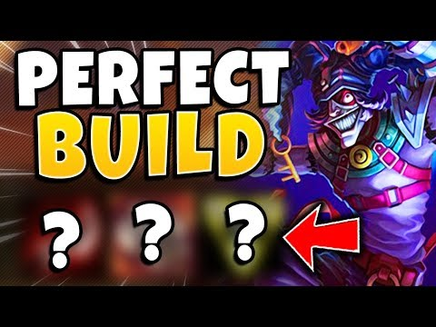 *INVISIBLE KILLS* PERFECT 1V9 SHACO BUILD (UNREAL DAMAGE) - League Of Legends