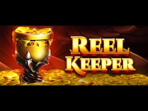 Reel Keeper - Red Tiger