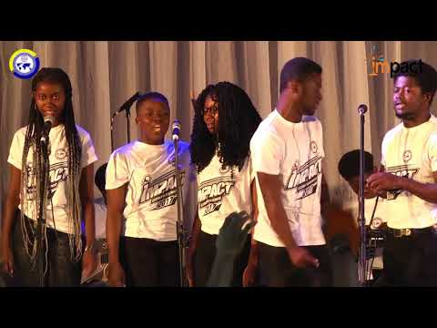 P.I.W.C- McKEOWN CHOIR- NATIONAL YOUTH CONFERENCE(IMPACT 2017),COP-UKRAINE