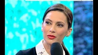 Andreea Berecleanu, despre relaţia cu fiica ei: Vorbesc zilnic cu Eva
