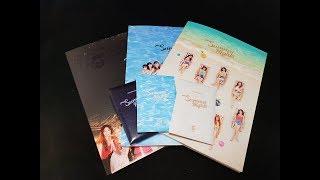 [Unboxing] 트와이스 - SUMMER SPECIAL 2집 (Twice Summer Special 2nd) [A.B.C Ver.] : Summer Nights