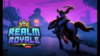 Fortnite pro tries Realm Royale for his first time! Ft. DanCutStudios - Realm Royale