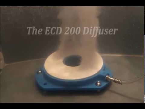 The New ECD Ceramic Micro Bubble Diffuser