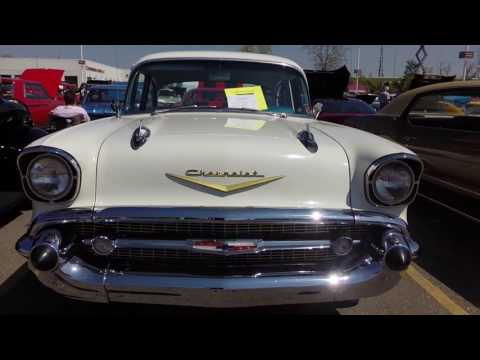 7th Annual Baker College of Flint Car & Motor Cycle Show  ( Part - 2 )