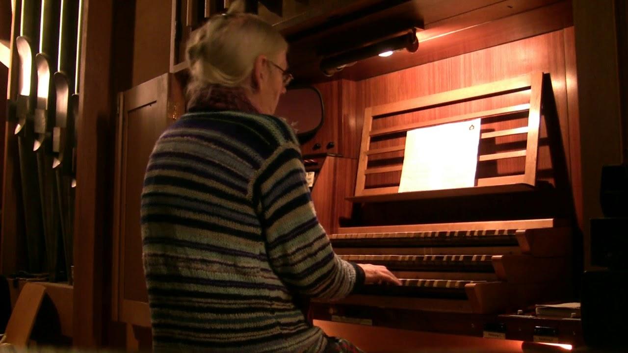 Christmas Carols On Pipe Organ Medley Youtube