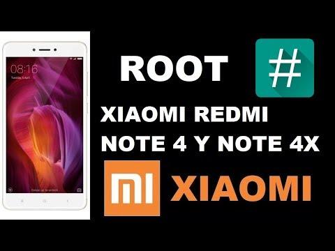 Tutorial Root Xiaomi Redmi Note 4 Mediatek Nikel Miui 9.