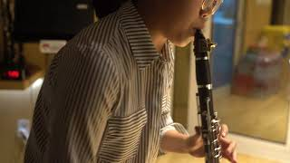C.Saint-Saens Sonata for Clarinet and Piano in E-flat Major, Op.167 2악장