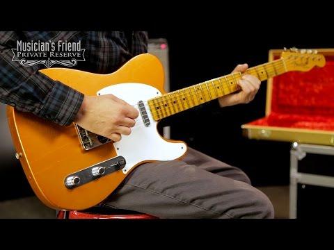 Fender Custom Shop NAMM Custom Built '55 Journeyman Relic Telecaster Electric Guitar
