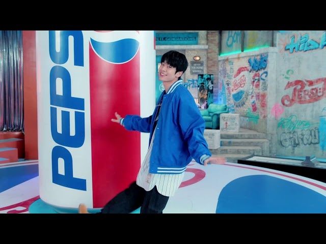 2018 Pepsi collaboration CF (15s Ver.)