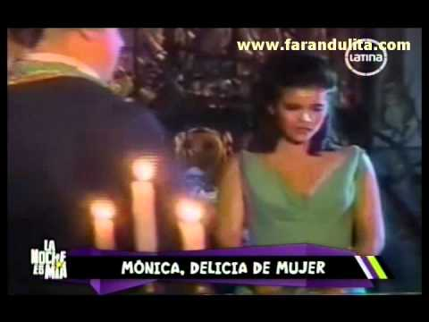 La Noche es Mia 22-09-2011 Monica Sanchez delicia de mujer