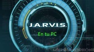 Jarvis para pc 2016.