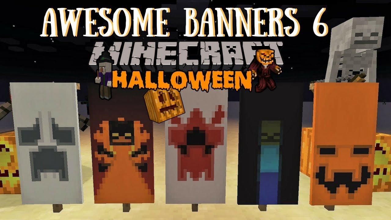 5 awesome minecraft banner designs with tutorial