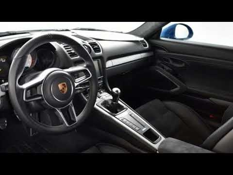 Used 2016 Porsche Cayman Atlanta Alpharetta, GA #P14161A