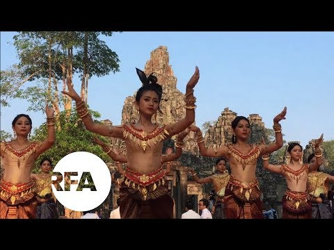 Cambodia Celebrates Khmer New Year | Radio Free Asia (RFA)