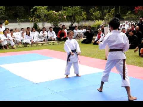 Kushin Ryu Karate Kid