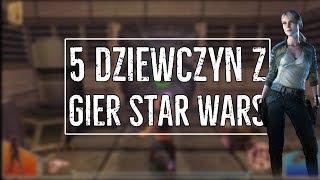 RANKING: 5 dziewczyn znanych z gier Star Wars