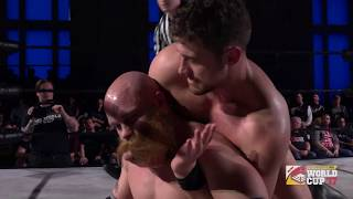 Joe Hendry vs. Primate - WCPW Title Match (Pro Wrestling World Cup Germany)