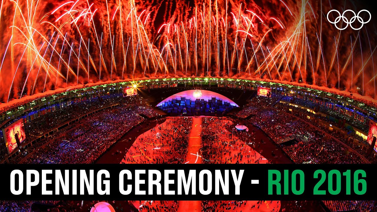 Download Rio 2016 Opening Ceremony Highlights 🔥
