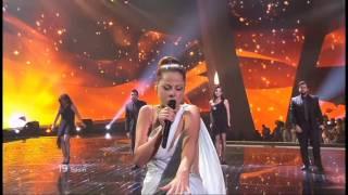 Pastora Soler - Quedate Conmigo (Voice & Music) Eurovision 2012