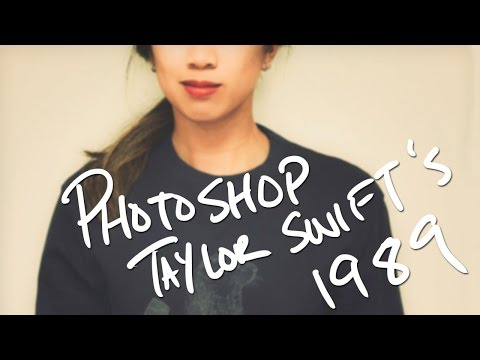 Turn Your Photo into a Polaroid ...or Taylor Swift's 1989 Album Cover