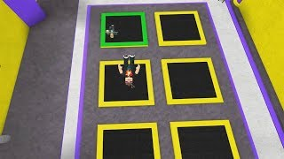 ROBLOX: I WENT TO A PARK FULL OF ELASTIC BEDS!