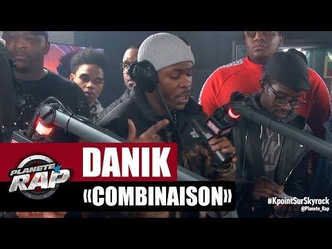 """Danik """"Combinaison"""" #PlanèteRap"""