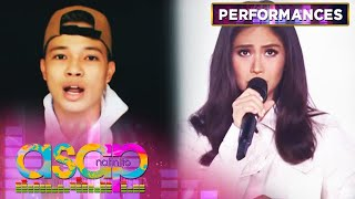 Sarah G. collaborates with rapper J. Makata for a moving performance | ASAP Natin 'To