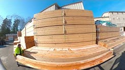 Building Lumber Orders at Kuiken Brothers Midland Park, NJ Location