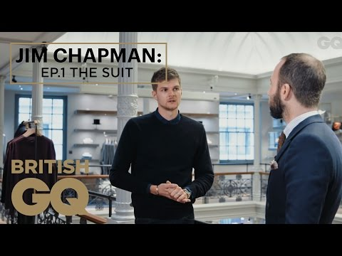 Jim Chapman on How to Buy a Suit | Episode 1 | The Luxury of