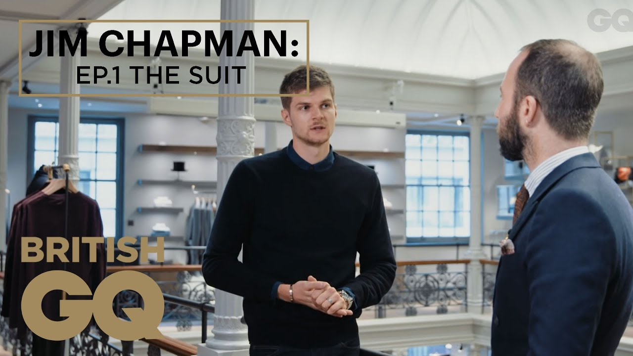 4d6cd410df2c Jim Chapman on How to Buy a Suit