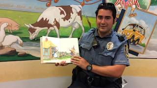 Storytime with Officer Jimenez!