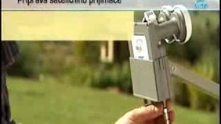 UPGRADE SATELIT LNB Twin ASTRA DVB-S