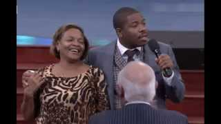 Prophet Brian Carn Sunday 10-11-15 at King Jesus Ministry Apostle Maldonado