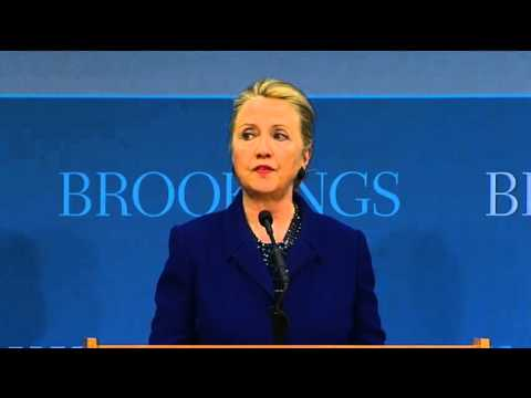 """Secretary Clinton Delivers Remarks Entitled """"U.S. and Europe: A Revitalized Global Partnership"""""""