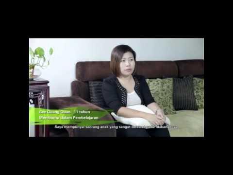 Testimoni Spirulina Organik: See Guang Quan (IQ)