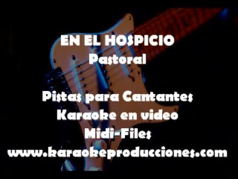 """Pastoral """"En el hospicio"""" DEMO PISTA KARAOKE INSTRUMENTAL"""