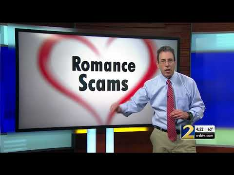 Online dating sites can be the perfect setup for romance scams