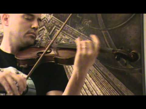 Antique 18th or 19th century violin # 492