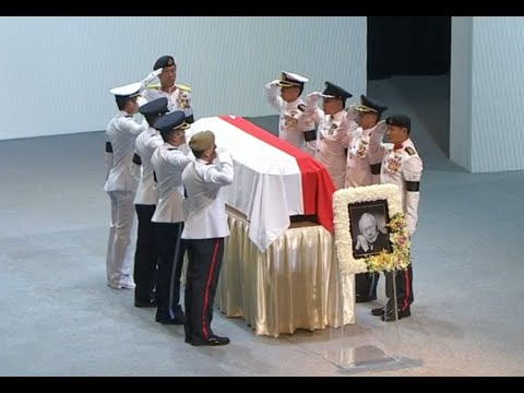 Lee Kuan Yew State Funeral Eulogy 29 March 2015 (Part 2)