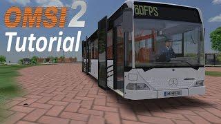 OMSI 2 Tutorial [60FPS] | Mercedes Benz Citaro Ü & GÜ | Installation [Funktioniert nicht mehr!]