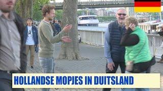 Streetlab - Duitsers laten lachen om Hollandse mopjes (Duitsland)