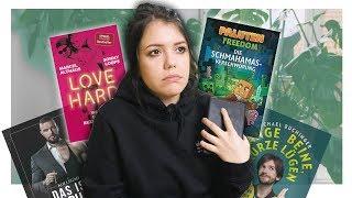 7 Tage nur Bücher von YouTubern lesen! (Selbstexperiment)