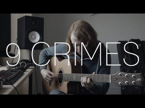 Damien Rice  9 Crimes  Fingerstyle Guitar   James Bartholomew