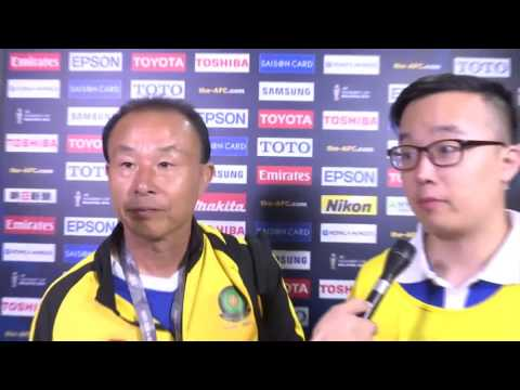 Macau vs Brunei Darussalam (AFC Solidarity Cup 2016: Semi-final)