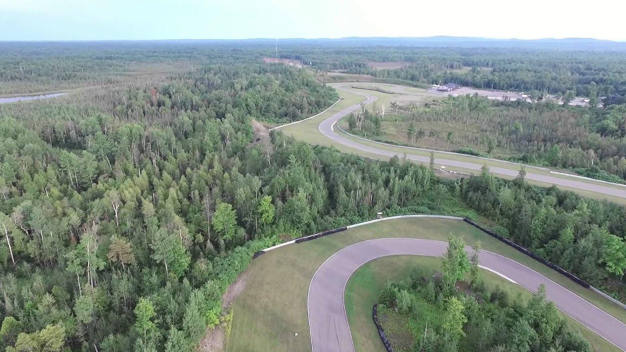Calabogie Race Track >> Calabogie Motorsports Park Aerial Lap Youtube
