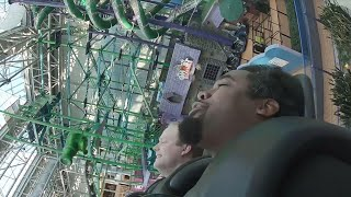 Best of roller coaster interviews from the Super Bowl