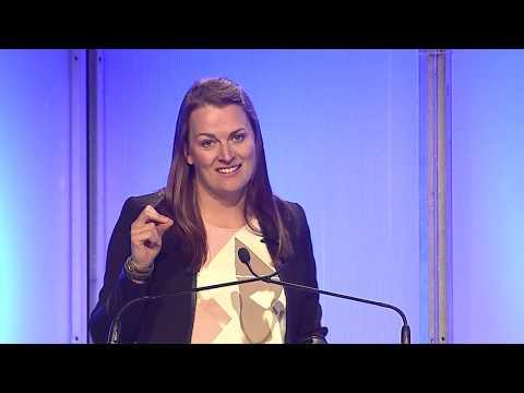 Leona Dargis - Advancing Women's Conference Calgary 2016
