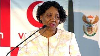 DBE Minister Angie Motshekga hosts 2019 matric top achievers